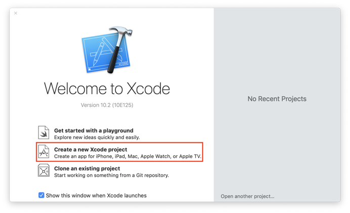 tao Xcode project
