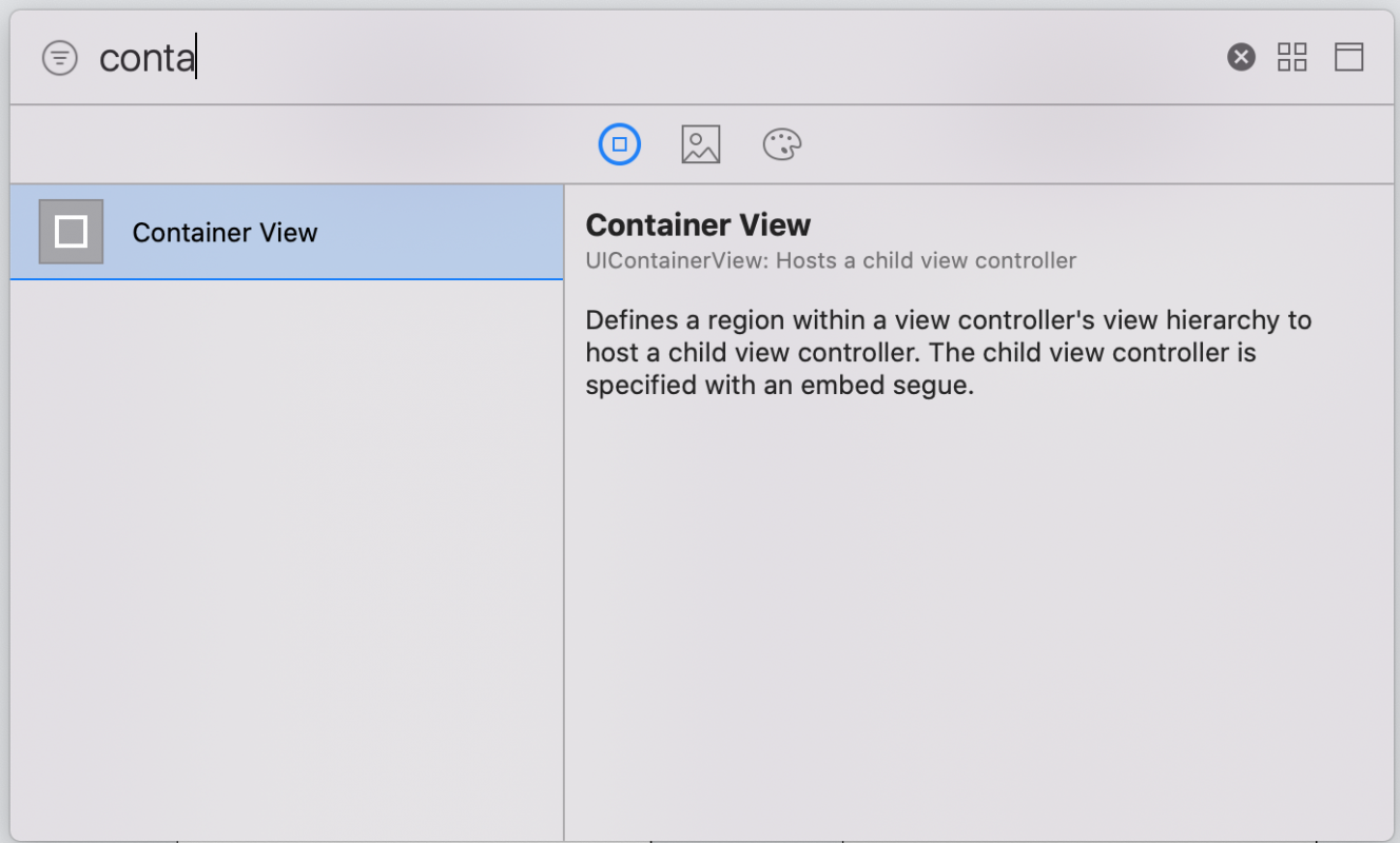 ContainerView
